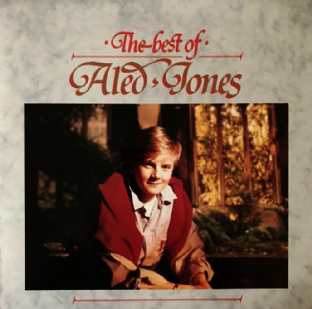 Aled Jones - The Best Of Aled Jones (LP) (EX/EX-)
